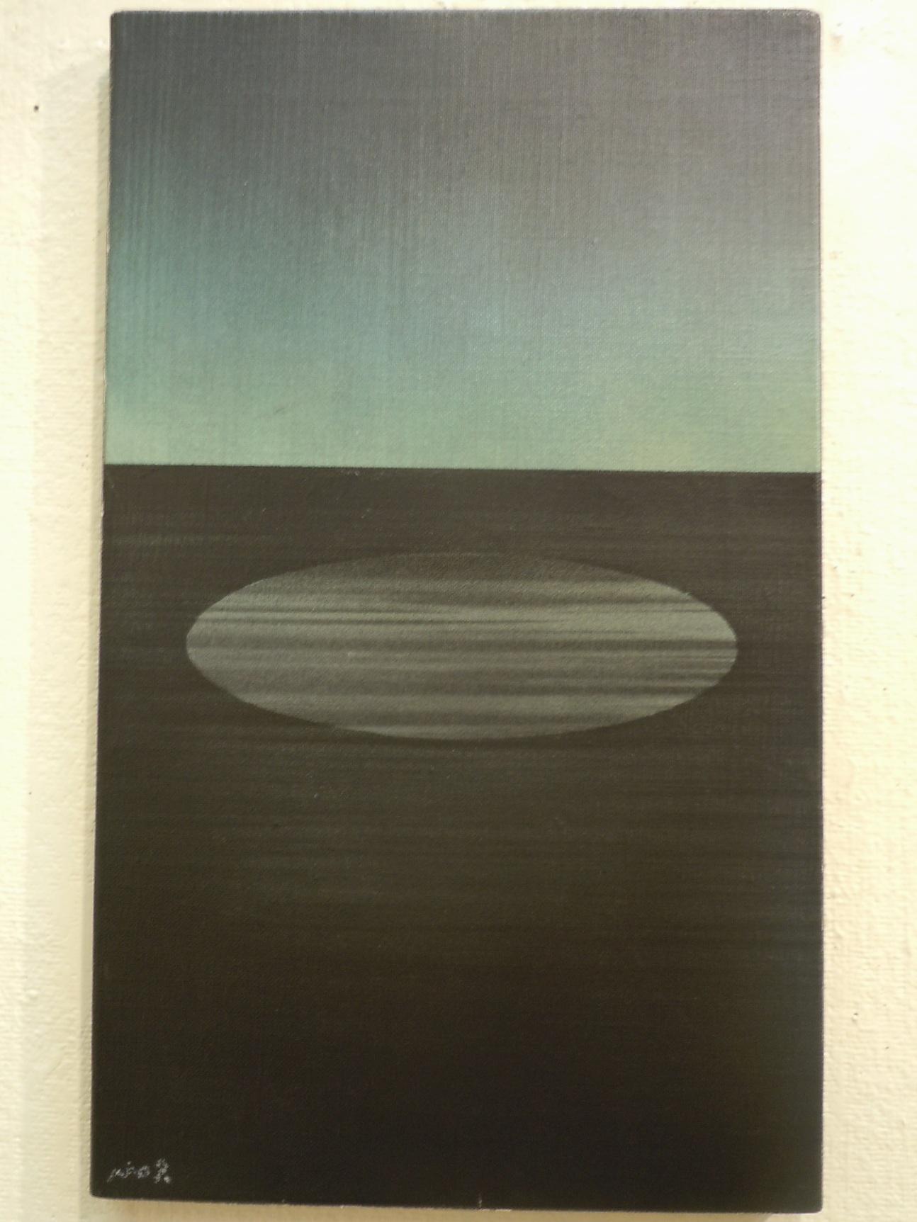 1603) 「林教司・個展 『Water Seed (水の種子) 2011』」 たぴお 10月31日(月)~11月5日(土)  _f0126829_214727100.jpg