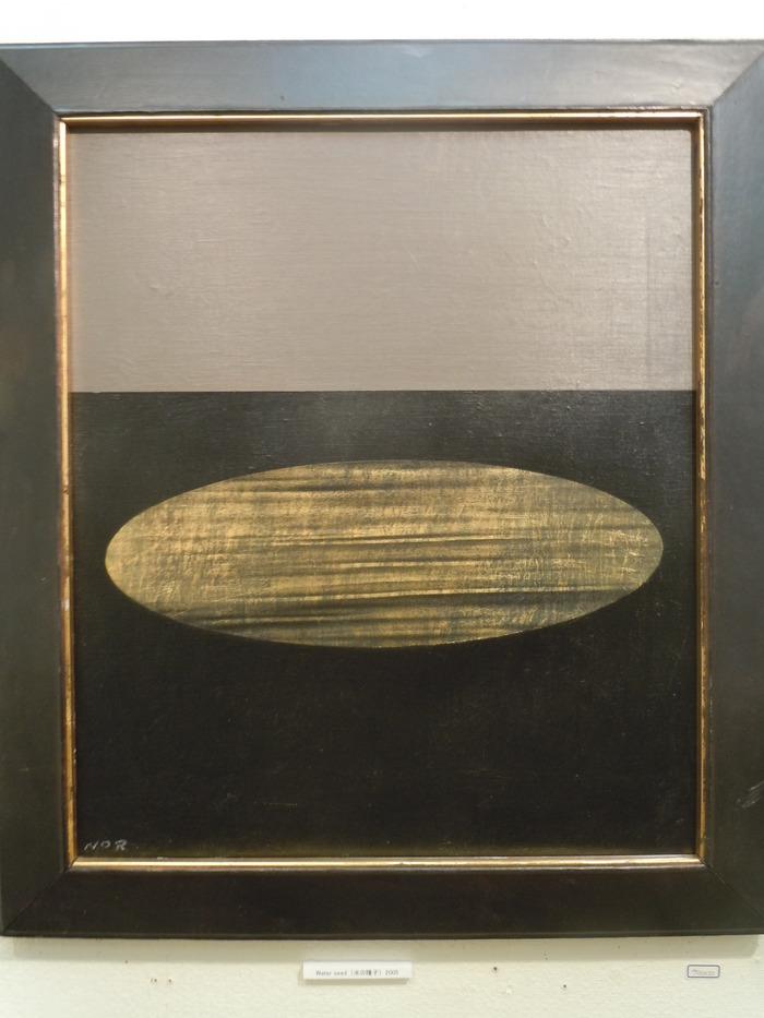 1603) 「林教司・個展 『Water Seed (水の種子) 2011』」 たぴお 10月31日(月)~11月5日(土)  _f0126829_21474065.jpg