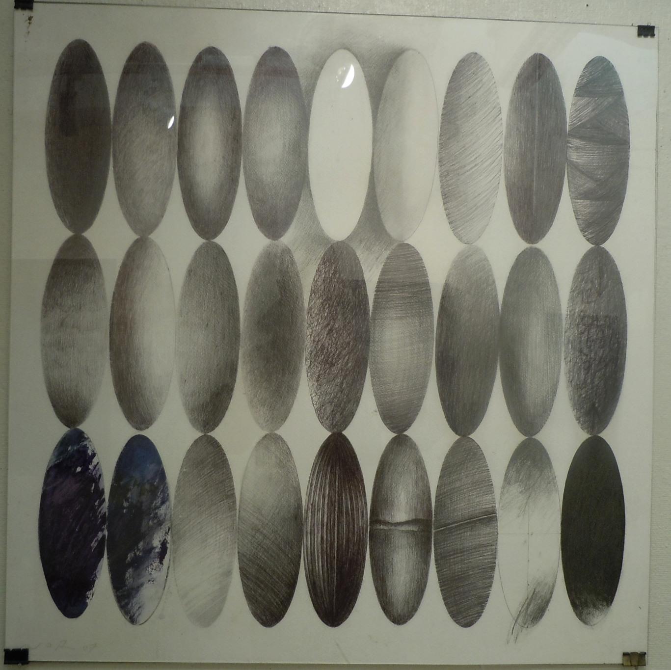 1603) 「林教司・個展 『Water Seed (水の種子) 2011』」 たぴお 10月31日(月)~11月5日(土)  _f0126829_21581937.jpg