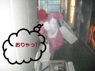 キッチン解体 41台中の初日_f0031037_20142983.jpg
