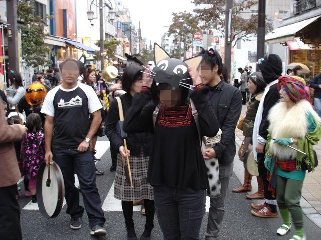 「化け猫パレード大作戦」_a0037338_853739.jpg