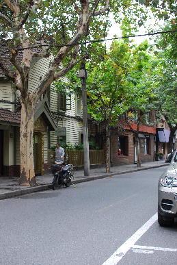 上海の料理教室に着きました。_a0175348_10413947.jpg