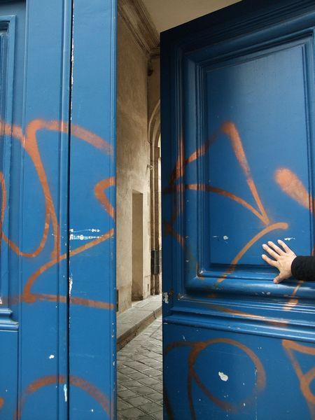 MARIE-LAURE CHAMOREL アトリエ訪問(パリ便り4)_c0176078_1441194.jpg