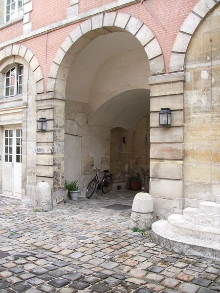 MARIE-LAURE CHAMOREL アトリエ訪問(パリ便り4)_c0176078_144425.jpg