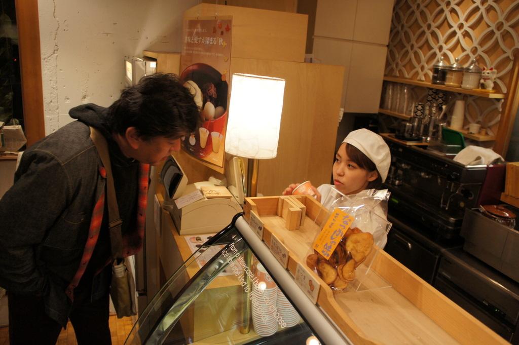 (続)ゆーちゃんと恵比寿で「さーて何を喰おうかな?」_c0180686_9174033.jpg