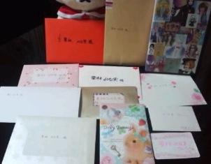 お手紙ありがとう。_f0143188_062573.jpg