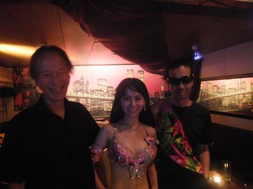 Nabila In Jazz III ☆ レポート_d0208589_0535789.jpg