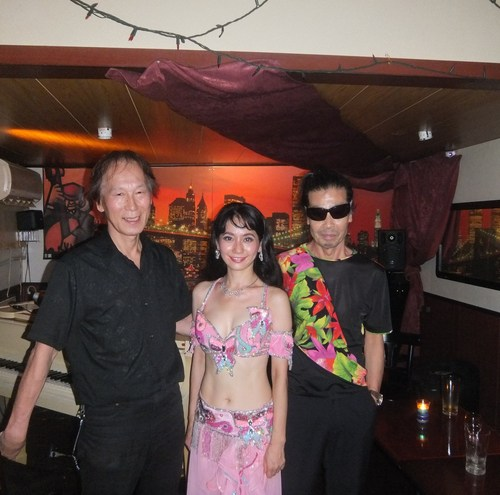 Nabila In Jazz III ☆ レポート_d0208589_058850.jpg