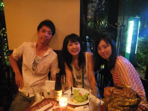 Nabila In Jazz III ☆ レポート_d0208589_0593613.jpg