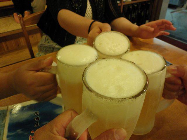 沖縄ダイビング 2日目 夜 居酒屋「海(かい)」 _c0118393_9542490.jpg