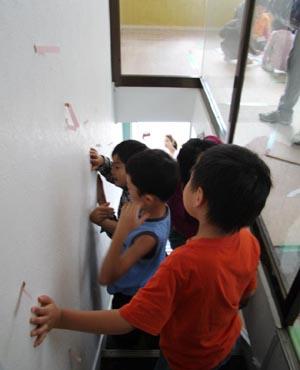 洗足カフェオープン前の子供ワークショップ_e0253101_23341036.jpg