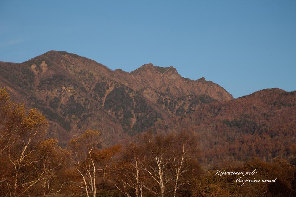 八ケ岳牧場公園からの朝焼け_c0137403_16343998.jpg