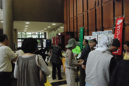 広瀬隆講演会を開催しました_d0174710_1429094.jpg
