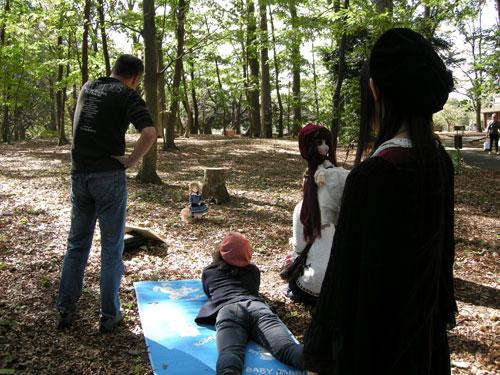 2011 創作人形科マスターコース 『お人形のためのデジカメ写真講座ー野外編ー』_b0107314_12364413.jpg