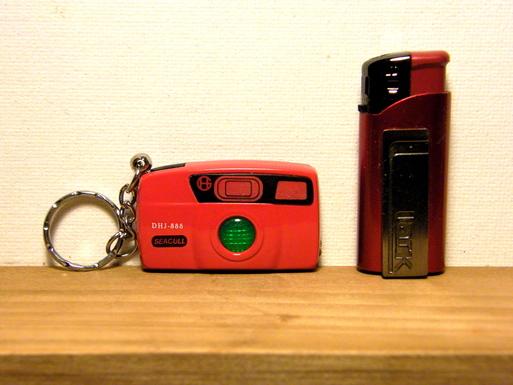 真っ赤な赤い赤いカメラライター_a0136725_1224048.jpg