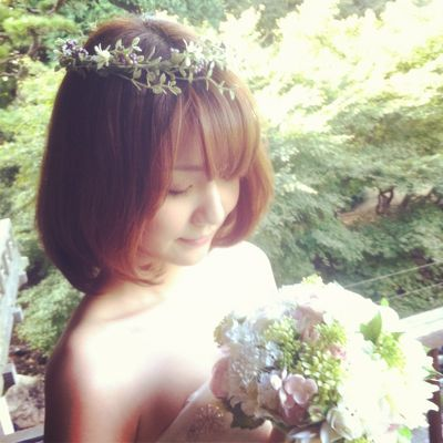 新宿御苑 花嫁ロケ_c0043737_21261192.jpg