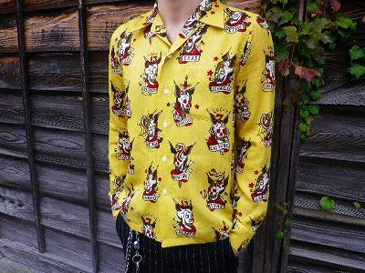 今こそ 日本には 不良なシャツが必要だ。_d0100143_20395121.jpg