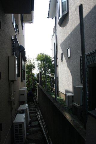 エクステリアの改修をしています(横浜市青葉区)_e0207151_19193954.jpg