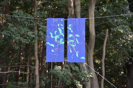 『横浜の森美術展2011』での作品_c0131063_17591489.jpg