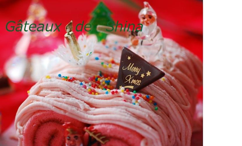 キッズクリスマスレッスン クリスマス・イチゴモンブランロール_f0224567_2325489.jpg