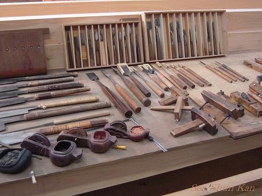 文化財建造物の保存修理 東寺(東大門)  2011年_a0164068_23115673.jpg