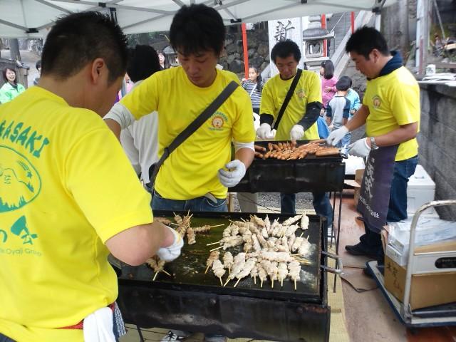 30日(日)は新宮神社「秋祭り」でした!_d0113681_1720162.jpg