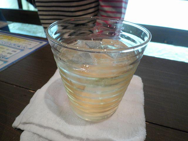 沖縄ダイビング 3日目 夜 居酒屋「くぇぶぅ」_c0118393_1929261.jpg
