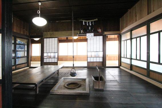 バイオクライマティック建築シンポ・札幌小樽 7:祝津茨木家中出張番屋 1_e0054299_187822.jpg