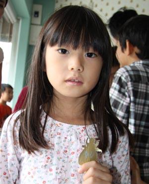 洗足カフェオープン前の子供ワークショップ_e0253101_0125134.jpg