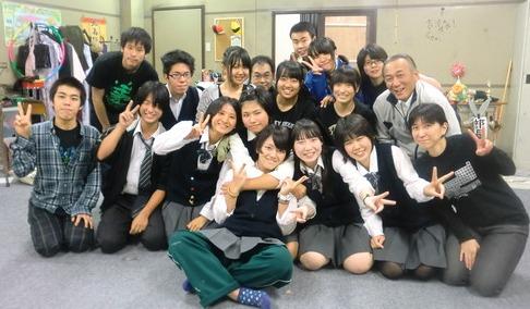 浦和北高等学校制服画像