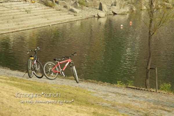 土師ダム湖畔_b0197639_22351758.jpg
