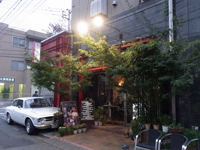 カフェ中野屋