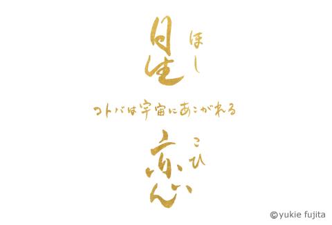 映像タイトル : 「星恋~コトバは宇宙にあこがれる~」_c0141944_20233790.jpg