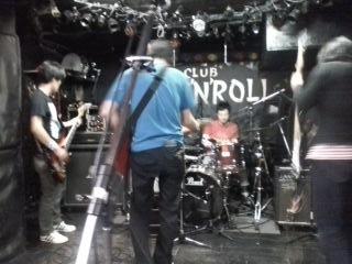 20111102  名古屋Club Rock N\' Roll_e0100250_385617.jpg