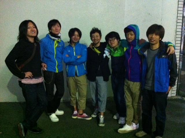 20111102  名古屋Club Rock N\' Roll_e0100250_403776.jpg
