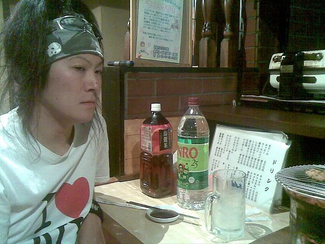 朝霞にある韓国 1 【ボトル一升キープの衝撃】_d0061678_19475882.jpg