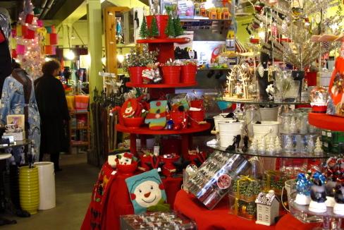 勢揃いのクリスマスグッズ♪「Chocolate Mousse」 _d0129786_14421870.jpg