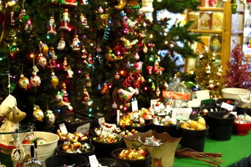 勢揃いのクリスマスグッズ♪「Chocolate Mousse」 _d0129786_15183679.jpg