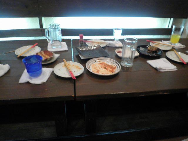 沖縄ダイビング 3日目 夜 居酒屋「くぇぶぅ」_c0118393_18463012.jpg