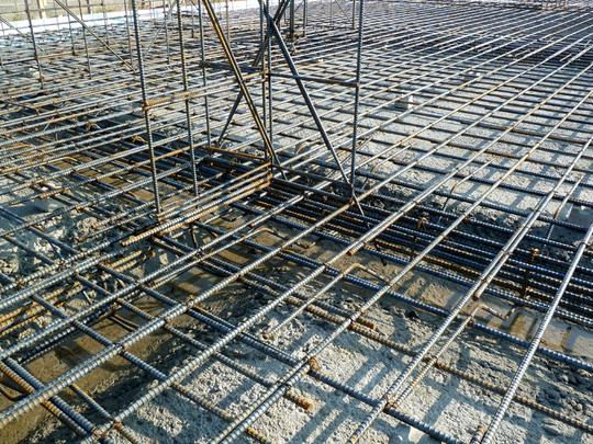 U様邸「下新城の家」 基礎工事中です!_f0150893_1934237.jpg