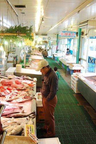 興奮!日本海鮮魚センター_c0124100_23374890.jpg