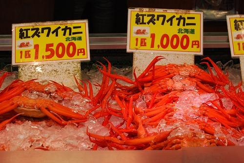 興奮!日本海鮮魚センター_c0124100_23391419.jpg