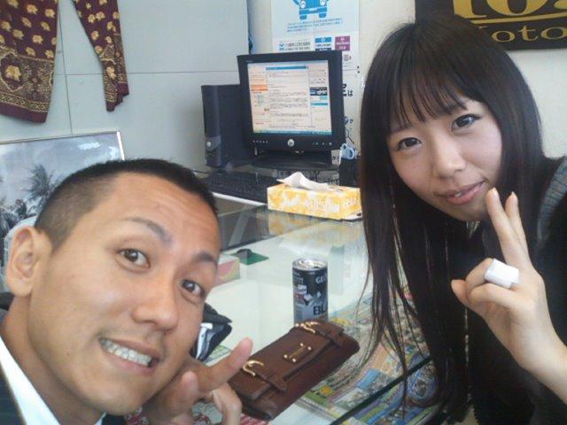 トミー(^o^)ランクル札幌店_b0127002_1545833.jpg
