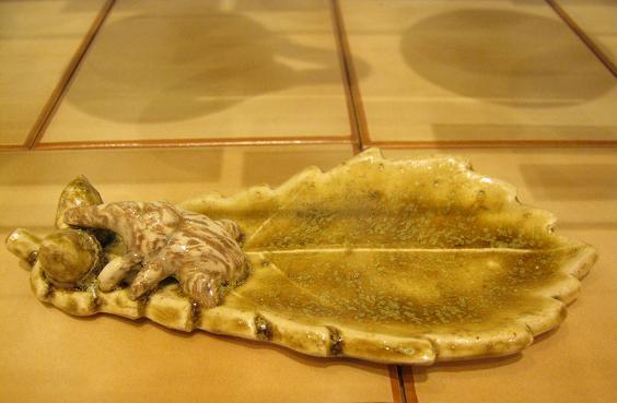 もぞもぞ 虫・蟲 展 - mozomozo mushimushi ten -      たまごの工房 企画展その6_e0134502_9403414.jpg