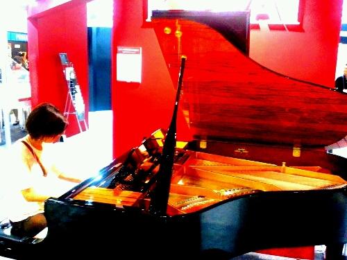 楽器フェア。とみ_f0174088_230782.jpg