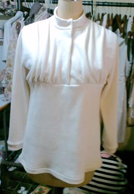 裏毛素材のパジャマ (フルオーダー)_b0199696_16155962.jpg
