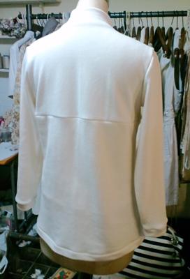 裏毛素材のパジャマ (フルオーダー)_b0199696_16161227.jpg