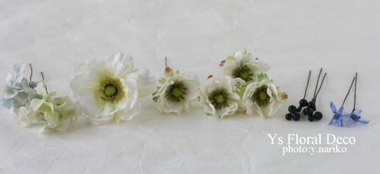 リースブーケと花冠 バリ島のおふたりに_b0113510_13355041.jpg