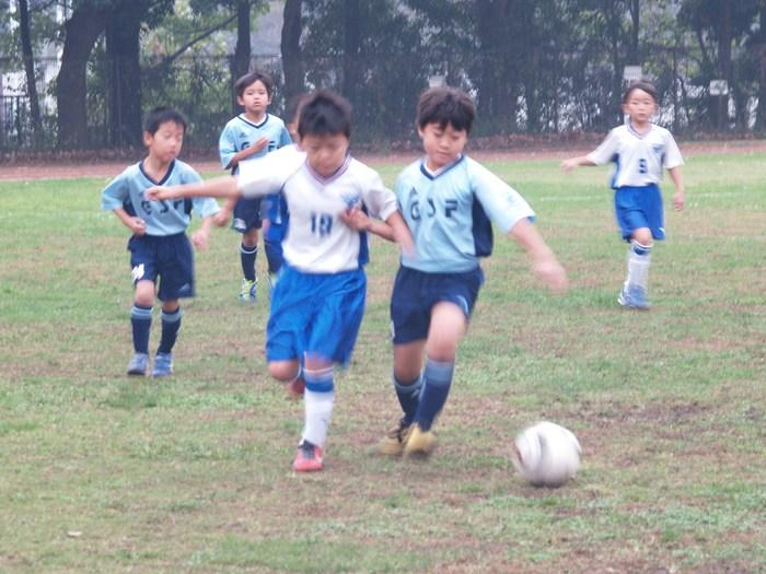 第43回横浜国際チビッ子サッカー大会 決勝トーナメント SL-Aチーム_a0109316_025176.jpg
