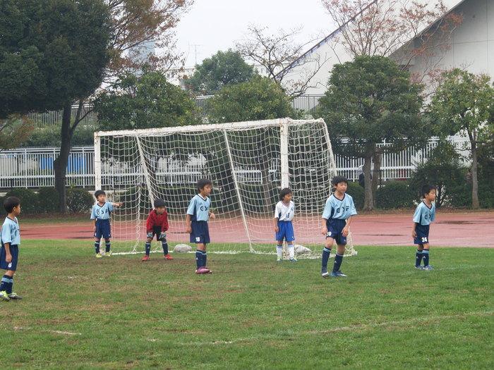 第43回横浜国際チビッ子サッカー大会 決勝トーナメント SL-Aチーム_a0109316_0253041.jpg